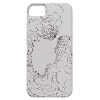 (topographic) Beginners iPhone SE/5/5s Case