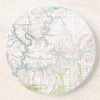 Topographic Coaster