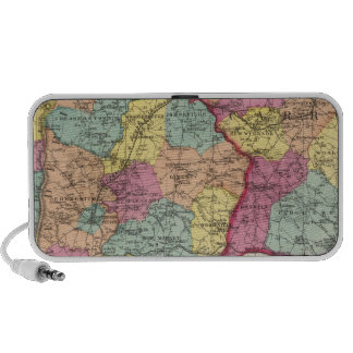 Topographical atlas of Maryland counties 5 Travel Speakers
