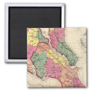Topographical atlas of Maryland counties 6 Magnet