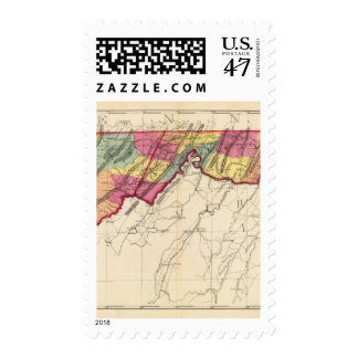 Topographical atlas of Maryland counties Postage