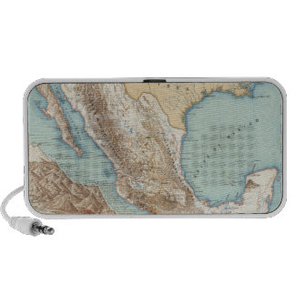 Topography of Mexico Speakers