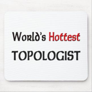 Topologist más caliente del mundo tapete de ratones