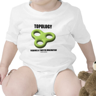 Topology Requires A Twisted Imagination (Toroid) Baby Creeper