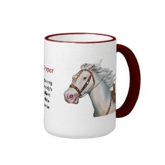 Topper Ringer Mug