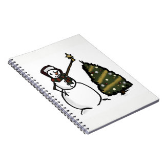 Topping the Tree Notebook