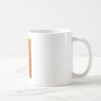 Toppling Flowers Classic White Coffee Mug