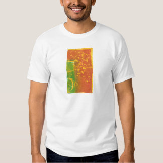 Toppling Flowers Shirts