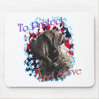 ToProtectandServe Mouse Pad