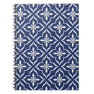 Tops afortunados fabulosos clásicos spiral notebook