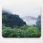 Tops de la montaña de Fiji Alfombrilla De Ratón