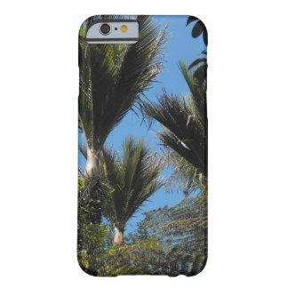 Tops de la palmera de Nikau Funda Para iPhone 6 Barely There