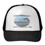 TOPSAIL BEACH 1, NORTH TOPSAIL BEACH, NORTH CAR... TRUCKER HAT
