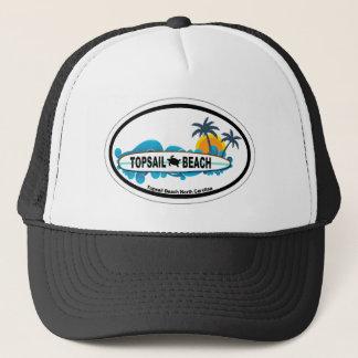 Topsail Beach. Trucker Hat