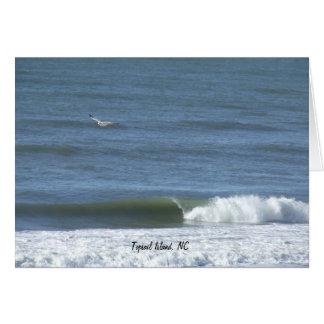 Topsail Island, NC Card