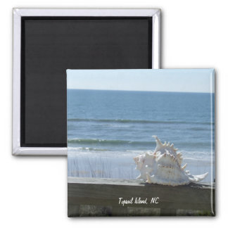 Topsail Island NC Magnet