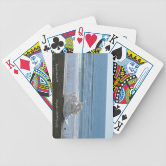 Topsail Island NC Playing Cards