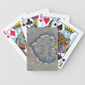 Topsail Island North Carolina Playing Cards