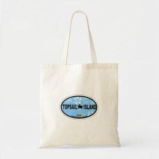 Topsail Island. Tote Bag