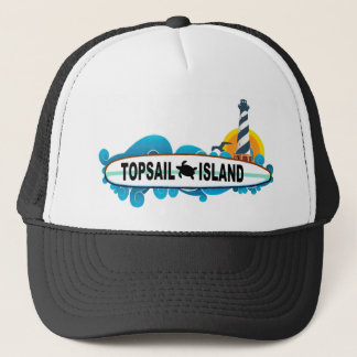Topsail Island. Trucker Hat