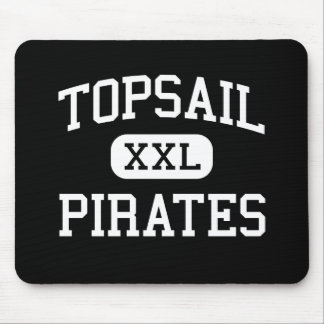 Topsail - Pirates - High - Hampstead Mouse Pad