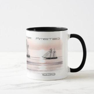 Topsail Schooner 1839 Mug