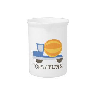 Topsy Turn Drink Pitcher