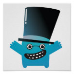 topsy turvy hat monster pal posters