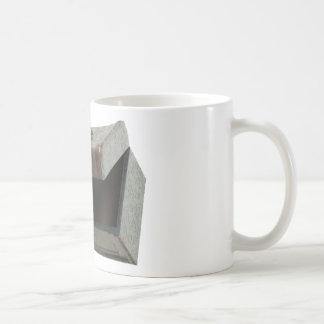 TopViewLeatherBox031910 Coffee Mug