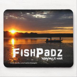 Topwater Fishing Mousepad