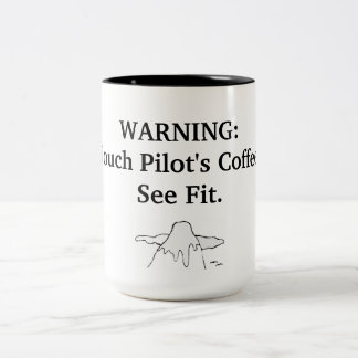 Toque el café experimental y vea el ajuste (deletr taza dos tonos