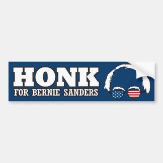 Toque la bocina para las chorreadoras de Bernie - Pegatina Para Auto