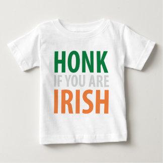 toque la bocina si usted es irlandés playera