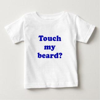 Toque mi barba playeras