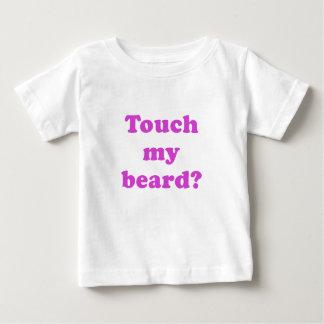Toque mi barba remeras