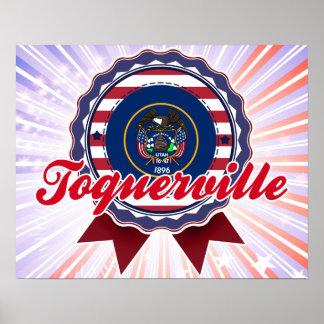 Toquerville, UT Print