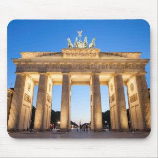 Tor Berlín de Brandenburger Mouse Pads