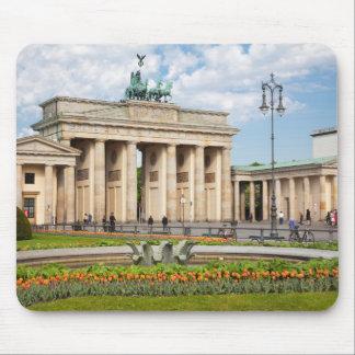 Tor de Berlín Brandenburger Alfombrillas De Ratones