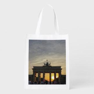 Tor de Brandenburger, Berlín Bolsas Reutilizables