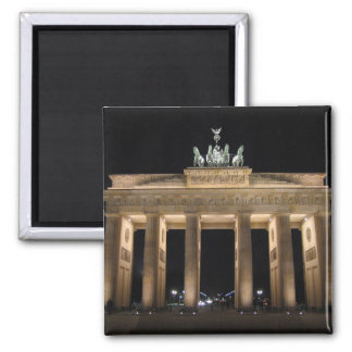 Tor de Brandenburger Berlín Imán De Nevera
