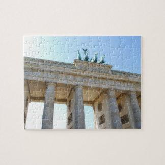Tor de Brandenburger, Berlín Puzzle