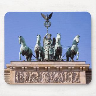 Tor de Brandenburger Mouse Pads