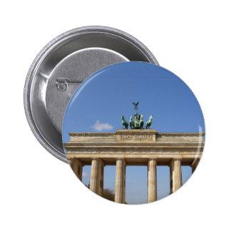 Tor de Brandenburger (puerta de Brandeburgo) Pin