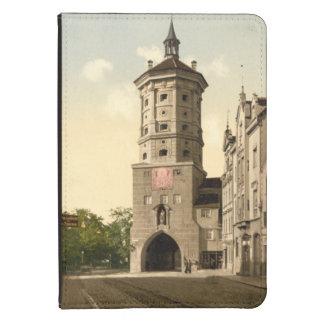 Tor de Wertachbrucker, Augsburg, Baviera, Alemania Funda De Kindle 4