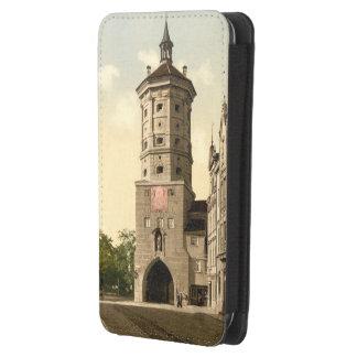 Tor de Wertachbrucker, Augsburg, Baviera, Alemania Funda Para Galaxy S4