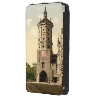 Tor de Wertachbrucker, Augsburg, Baviera, Alemania Funda Para Galaxy S5