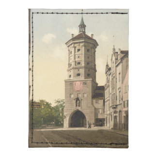 Tor de Wertachbrucker, Augsburg, Baviera, Alemania Tarjeteros Tyvek®