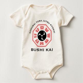 Tora Jutsu - Bushi Kai Baby Bodysuit