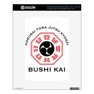 Tora Jutsu - Bushi Kai NOOK Skin