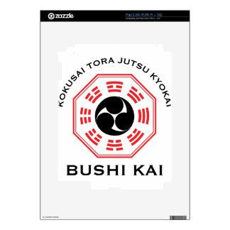 Tora Jutsu - Bushi Kai Skin For The iPad 2